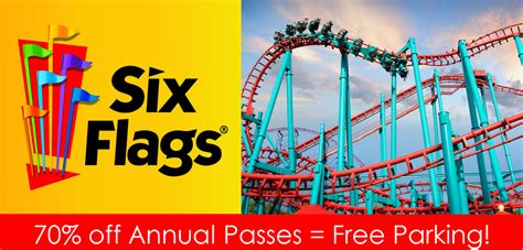 six flags season pass phone number six flags back to school flash 70 2017 season
