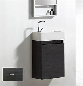 Meuble Pour Petite Salle De Bain : meuble vasque petite salle de bain ~ Dailycaller-alerts.com Idées de Décoration
