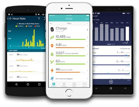 fitbit app for android best 25 fitbit app ideas on fitbit guide