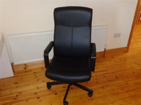 malkolm swivel chair brown ikea malkolm swivel chair 2014 for sale in kilmihil clare