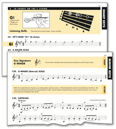 the a string book for violin hal leonard essential elements strings book 2