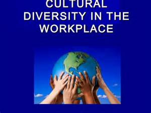 Cultural Diversity Workplace