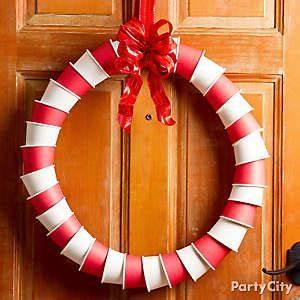 DIY Christmas Wreath Ideas Party City