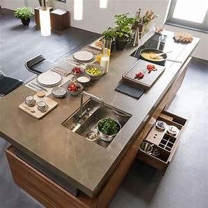 Küchen Team 7 : herzst ck der k7 k che von team 7 ist die stufenlos ~ A.2002-acura-tl-radio.info Haus und Dekorationen
