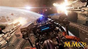 EVE Valkyrie Game Preview