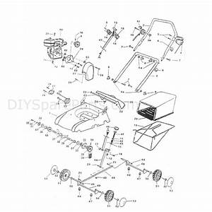 Mountfield S38  2007  Parts Diagram  Page 1