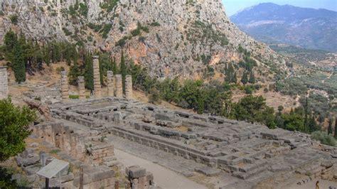 Oracolo di Delfi - mistero e religione nell'antica Grecia ...