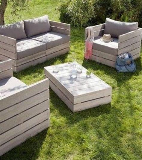 idee de salon de jardin en palette qaland com