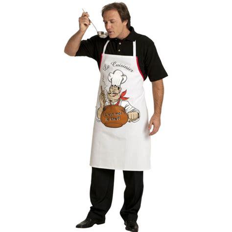 tablier cuisine tablier de cuisine fantaisie quot c 39 est moi le chef quot