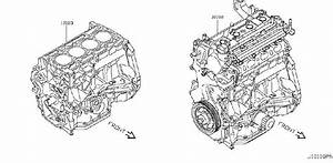 Nissan Cube Engine Short Block