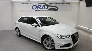 Audi A3 S Line Occasion : audi a3 sportback 2 0 tdi 150 fap s line occasion lyon s r zin rh ne ora7 ~ Medecine-chirurgie-esthetiques.com Avis de Voitures