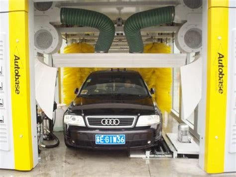 Swing Arm Design Car Wash Systems Tepo-auto Tp-901 Tunnel