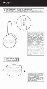 Harman Y50bt On Ear Bluetooth Headphone User Manual