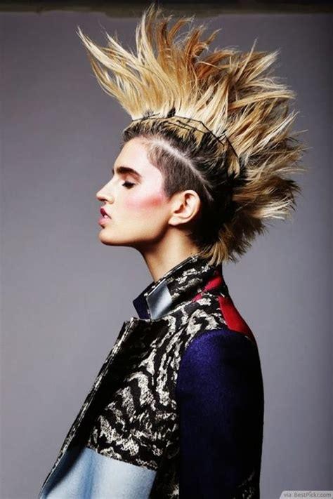 long  short punk hairstyles  guys  girls