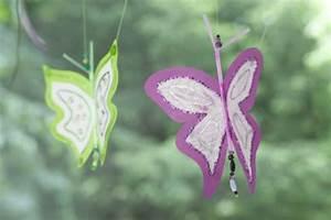Schmetterling Basteln Papier : mobile selber basteln kreative bastelideen f r ein ~ Lizthompson.info Haus und Dekorationen