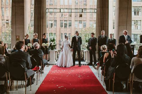 weddings  melbourne town hall