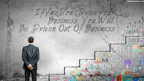 Business Quotes Wallpaper