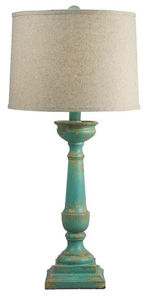 destinations by andrew table l andrew caribbean cottage blue baluster table l