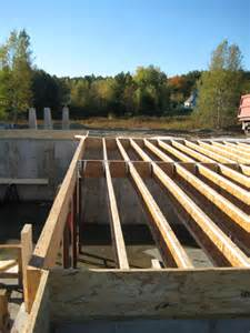 how to select tji floor joist sizes