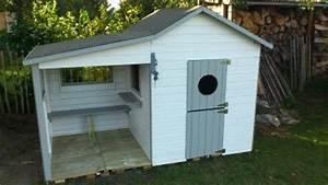 Cabane Enfant Leroy Merlin : cabane en bois hacienda seaandsea ~ Melissatoandfro.com Idées de Décoration