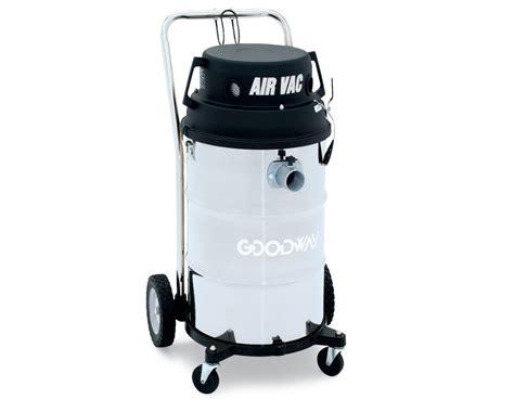 Industrial Vacuum, Wet-dry, Air Powered