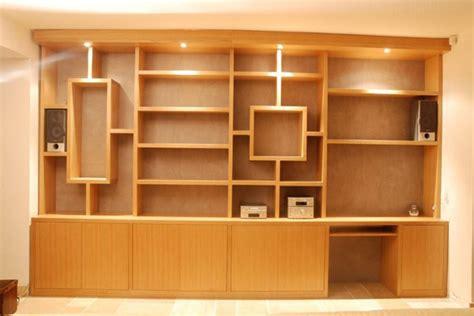 aménagement chambre à coucher espace placard réalisations bibliothèques et meubles
