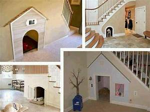 Indoor dog house ideas trusper for Indoor dog house ideas