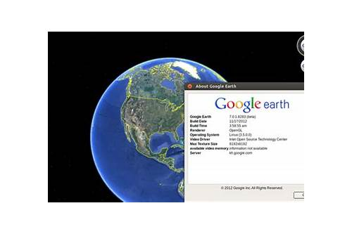 google earth for win7 32 bit free download