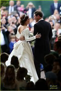 Princess Eugenie Marries Jack Brooksbank In Fairytale ...
