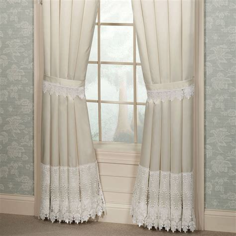 cotton lace curtains uk mccurtaincounty