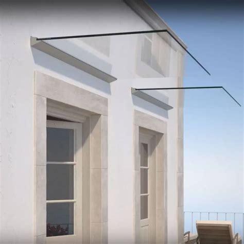 marquise pensilina largeur 1 m 232 tre