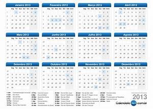Kalender 365 Eu 2015 : calend rio 2013 para imprimir gr tis ~ Eleganceandgraceweddings.com Haus und Dekorationen