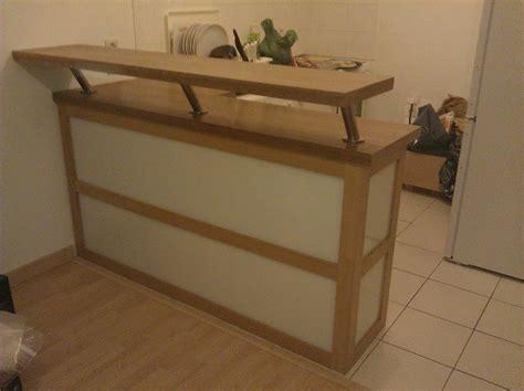 meuble separation cuisine meuble séparation cuisine ouverte par lemony sur l 39 air du bois