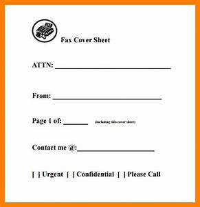 9+ generic fax cover sheets fancyresume