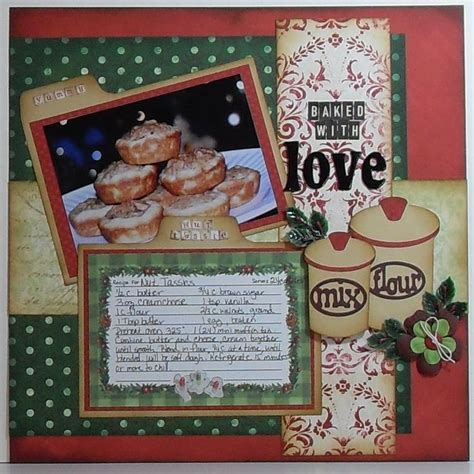 scrapbooking cuisine 1000 images about scrapbooking food recipes on