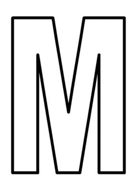 big letter m 5 best images of large printable size alphabet letter m 20607 | large printable letter m 360226