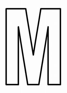 best photos of large letter m big letter m printables With giant letter m