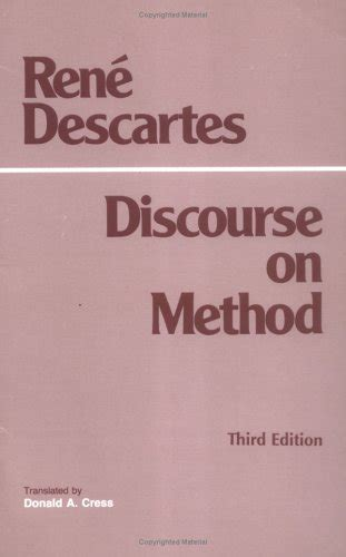 #27 Discourse On Method By Rene Descartes  1 Year, 100 Books