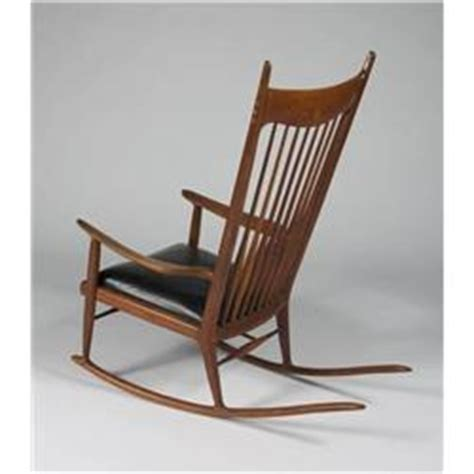 Maloof Rocking Chair Dimensions by Sam Maloof Rocking Chair