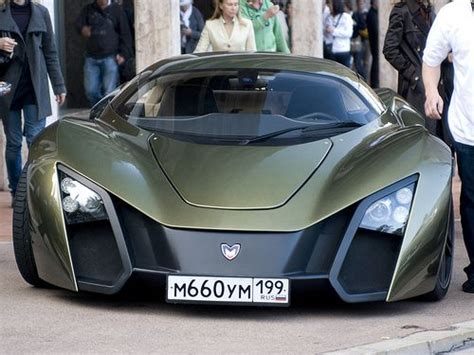 rare sports marussia b2 russia 39 s own super car beautiful olive