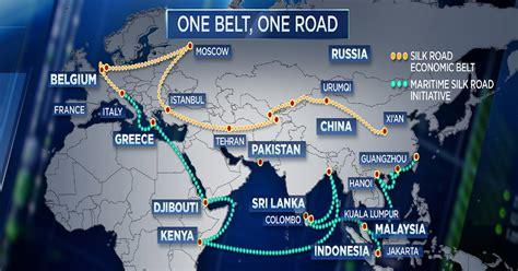 china  silk road plan   tied  presidency