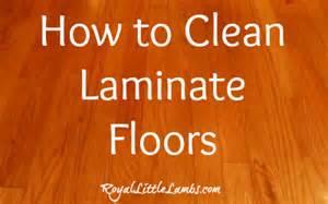 cleaning laminate flooring 101