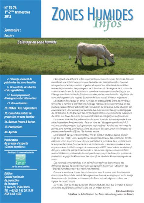 chambre agriculture 76 quot zones humides et agriculture cultivons le partenariat