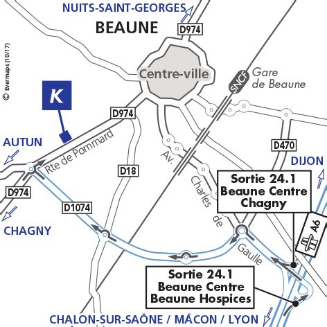 chambres d h e beaune plan et contact hôtel le panorama beaune site officiel
