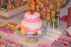 girl birthday party ideas candy shop cake trendy mods com