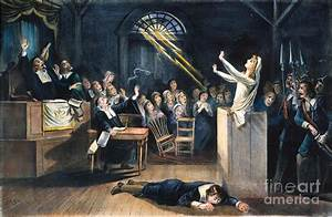 8th Grade American History Salem Witch Trials