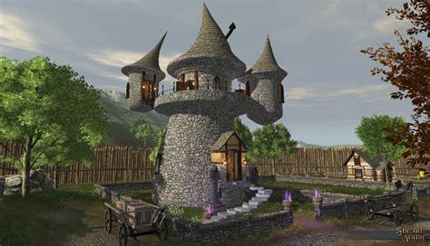 shroud   avatar wizard tower village home revealed  ultima codex