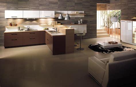 idee cuisine americaine appartement comptoir de cuisine americaine