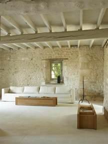 4 Murs Rideaux Blanc by Le Mur En Pierre Apparente En 57 Photos Salons