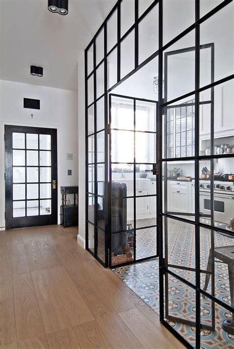 verriere cuisine salon verrière atelier gorski residence by fj interior design